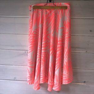 Dynamite midi skirt